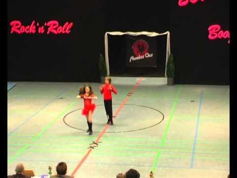 Valerie Lisa Marie Kouchen & Lars Dietrich - Landesmeisterschaft NRW 2012