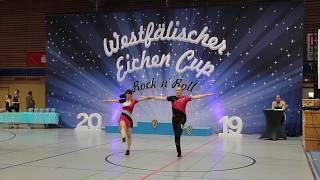 Miriam Scha¨fer & Marius Schmid - NtordCup Anro¨chte 2019