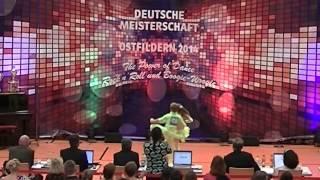 Elisabeth Horsch & Johannes Horsch - Deutsche Meisterschaft 2014