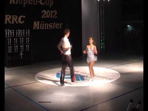 Nadine Stünkel & Stefan Parzentny - Kiepen Cup 2012