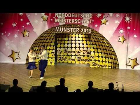 Tanja Feltens & Stefan Krahe - Norddeutsche Meisterschaft 2013