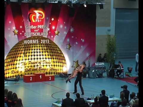 Natalie Alexander & Stefan Nuscheler - Großer Preis von Deutschland 2013