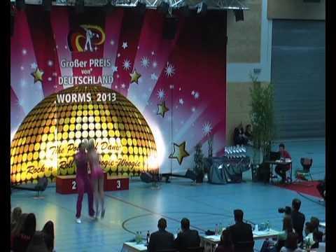 Lisa Sichert & Michael Federl - Großer Preis von Deutschland 2013
