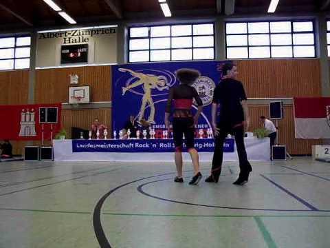 Philippa Braatz & Carl Hendric Scharf - Landesmeisterschaft Schleswig-Holstein 2011
