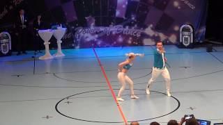 Lucy Wiedemaier & Andreas Meier - Deutsche Meisterschaft 2018