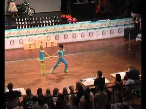 Lucy Wiedemaier & Oliver Kurzaj - Süddeutsche Meisterschaft 2011