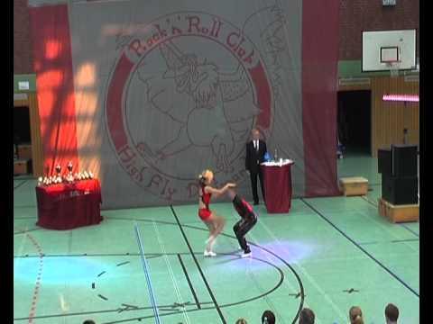 Carina Schramm & Benjamin Schramm - High Fly Cup 2011