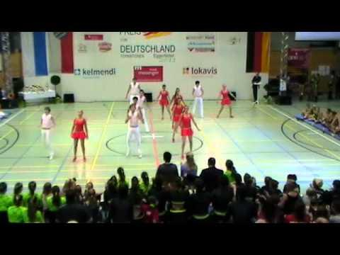 Dancing Baloos - Großer Preis von Deutschland Formationen 2011