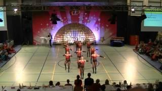 Rocking Teddys - Schwäbische Meisterschaft 2015