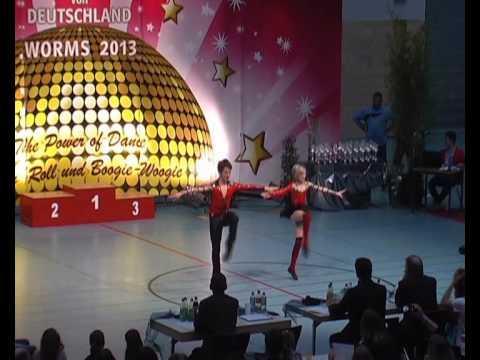 Lucy Wiedemaier & Oliver Kurzaj - Großer Preis von Deutschland 2013