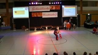 Jana Köder & Alexander Vesel - Schwäbische Meisterschaft 2013