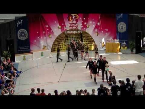 Rockers Club - Norddeutsche Meisterschaft Formationen 2013
