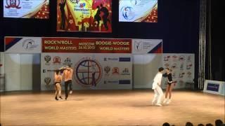 Halbfinale - World Masters Moskau 2013