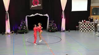Marieke Speck & Tobias Neumann - NordCup Krefeld 2019