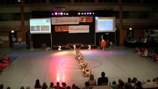 Funky Chicken - Schwäbische Meisterschaft 2013