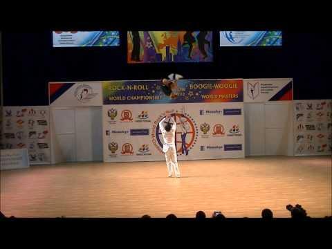 Evgenia Nikeenkova & Alexei Murashov - Weltmeisterschaft 2012