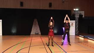 Julia Petersen & Phillip Eisenack - NordCup Hamburg 2019