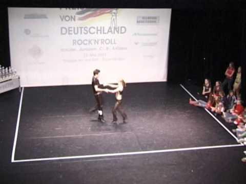 Nele Klüver & Fynn Makoschey - Großer Preis von Deutschland 2007