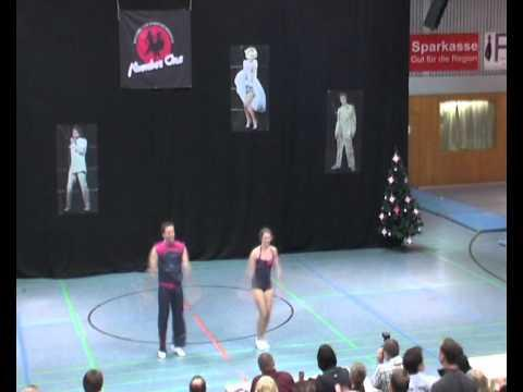 Jennifer Gudat & Michael Marks - Sinter Claas Cup 2011