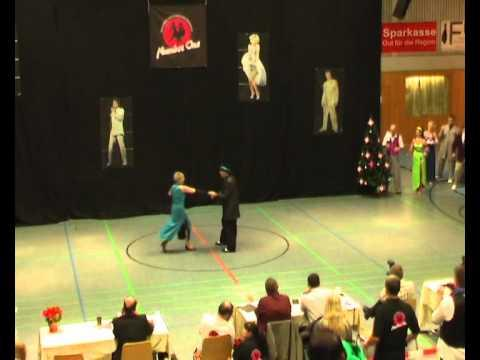 Ramona Juraske & Nikolaus Juraske - Sinter Claas Cup 2011