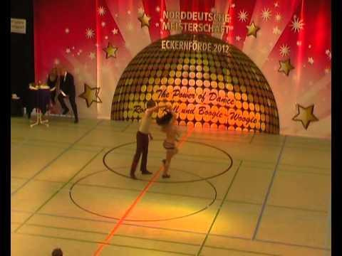 Chiara Pütz & Christopher Pütz - Norddeutsche Meisterschaft 2012