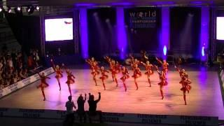 Falcon Girls - Europameisterschaft 2014
