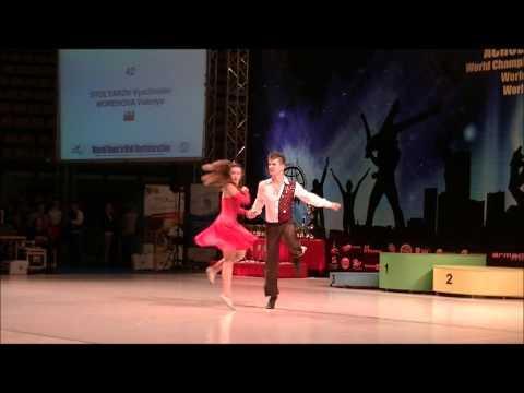 Valeriya Morenova & Vyacheslav Stolyarov - World Cup Zielona Gora 2012