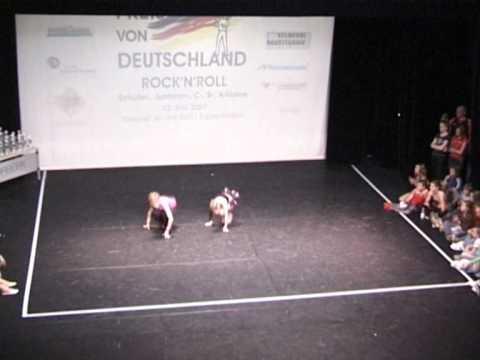 Susanne Misof & Christian Gartmeier - Großer Preis von Deutschland 2007