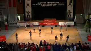 Shock Rockers - Deutsche Meisterschaft 2013