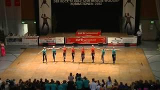 Ladylike - Deutsche Meisterschaft 2013