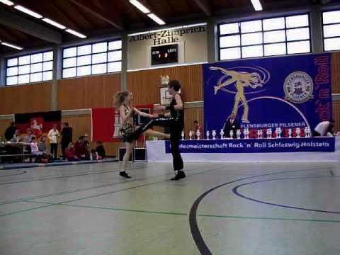 Shirley Urban & Sebastian Mattern - Landesmeisterschaft Schleswig-Holstein 2011