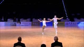 Marion Fiorucci & Fabien Ropraz- World Dance Sport Games 2013