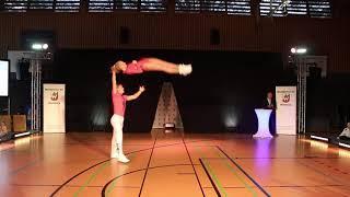 Lova Lindkvist & Viktor Alexandersson - NordCup Hamburg 2019