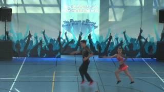 Anja Gentner & Christian Gartmeier - Hupfadn Turnier 2015