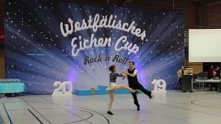 Marie Elis & Christoph Elis - Nordcup Anröchte 2019