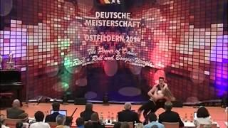 Lea Sophie Friede & Konstantin Sell - Deutsche Meisterschaft 2014
