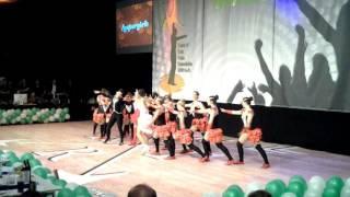 Szupergirls - Showauftritt Großer Preis von Deutschland 2017 Teil 2