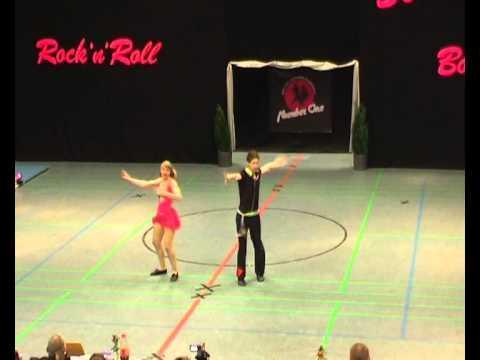 Dorothee Pläsken & Matthias Pläsken - Landesmeisterschaft NRW 2012