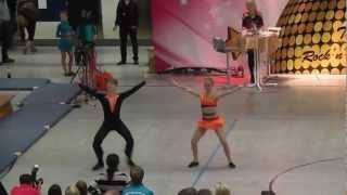 Luca Knies & Christian Langer - Großer Preis von Deutschland 2012