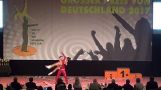 Chiara Pütz & Christopher Pütz - Großer Preis von Deutschland 2017
