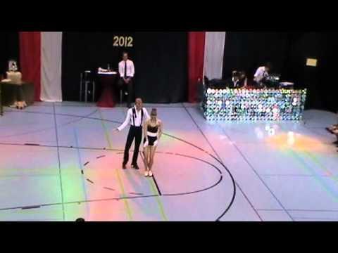 Anna Schramm & Sebastian Schramm - Niederbayerische Meisterschaft 2012