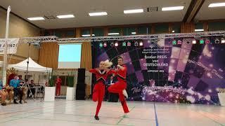 Kristina Schwingenschlögel & Dominik Stubenvoll - GPvD 2018