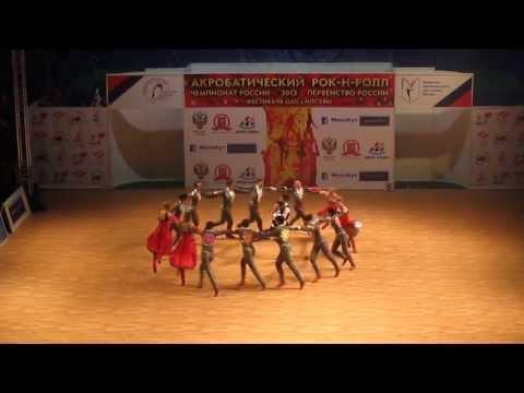Coolcats - Russische Meisterschaft 2013
