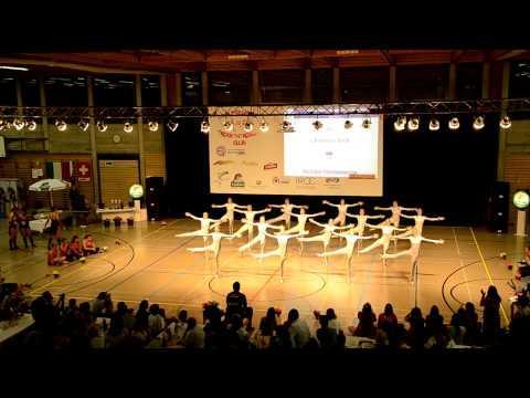 Lafranconi Girls - Europameisterschaft 2011
