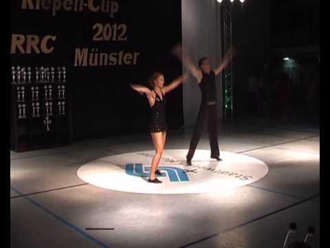 Julia Butterweck & Philipp Wolf - Kiepen Cup 2012