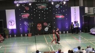 Jana Köder & Alexander Vesel - Via Claudia Cup 2013