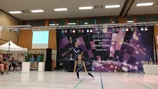 Antonia Schmidt & Julian Minks - GPvD 2018