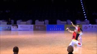 Pamela Grezet & Mikael Caffi - World Dance Sport Games 2013