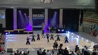 Burn the floor - Deutsche Meisterschaft 2018