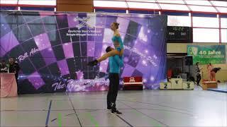Julia Forberger - Maximilian Senftleben Saar Kings Cup 2018
